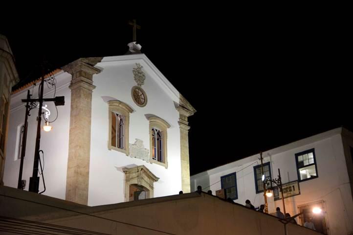 Capela ficará aberta à visitação das 9h às 11h30 e das 13h às 16h, de segunda a sexta-feira / J.P. Engelbrecht